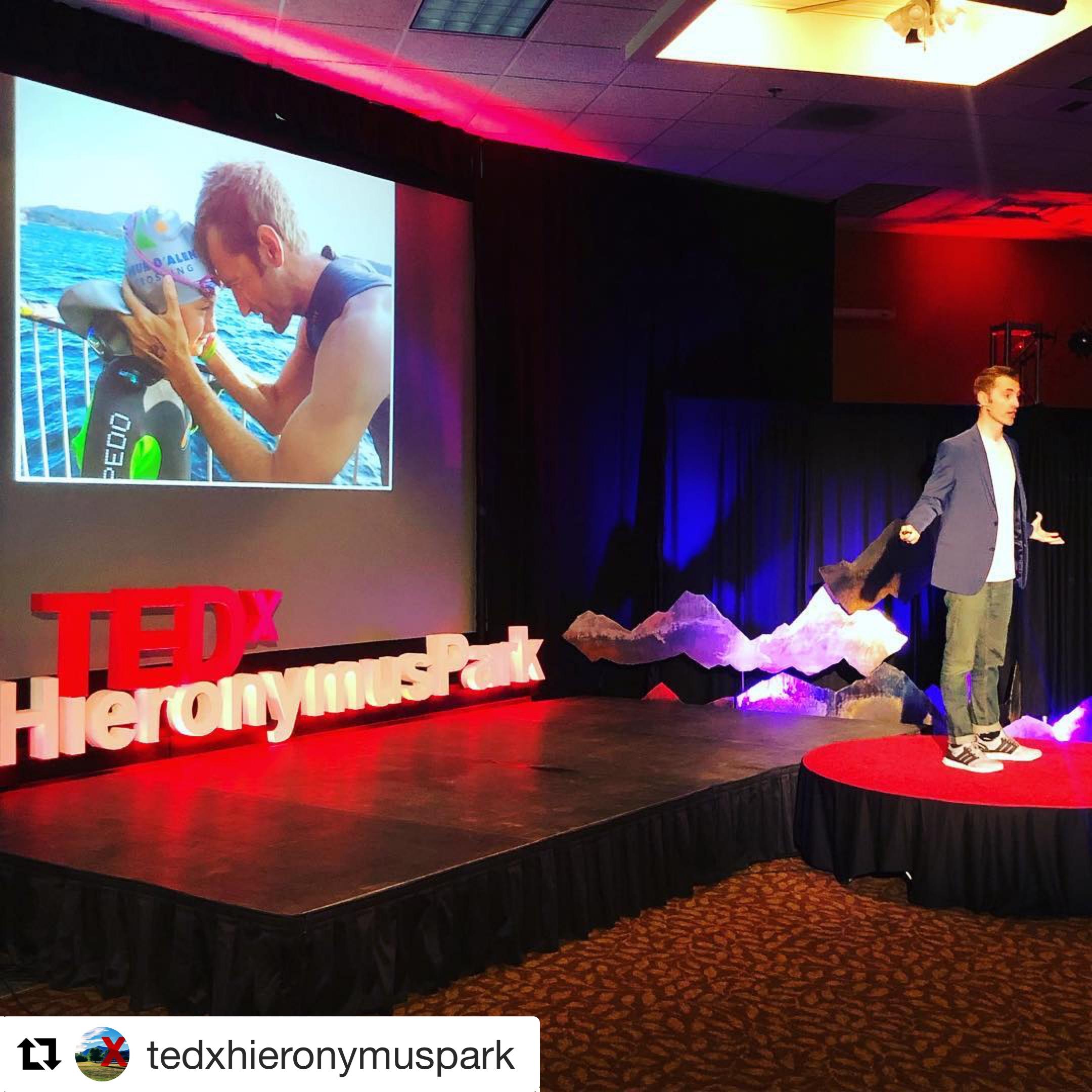 TEDx HeironymusPark